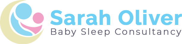 Sarah Oliver baby sleep consultant logo